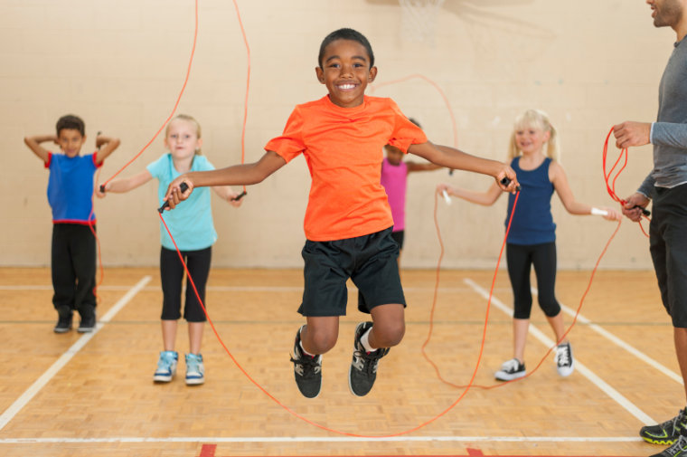 jumping rope in physical education settings essay
